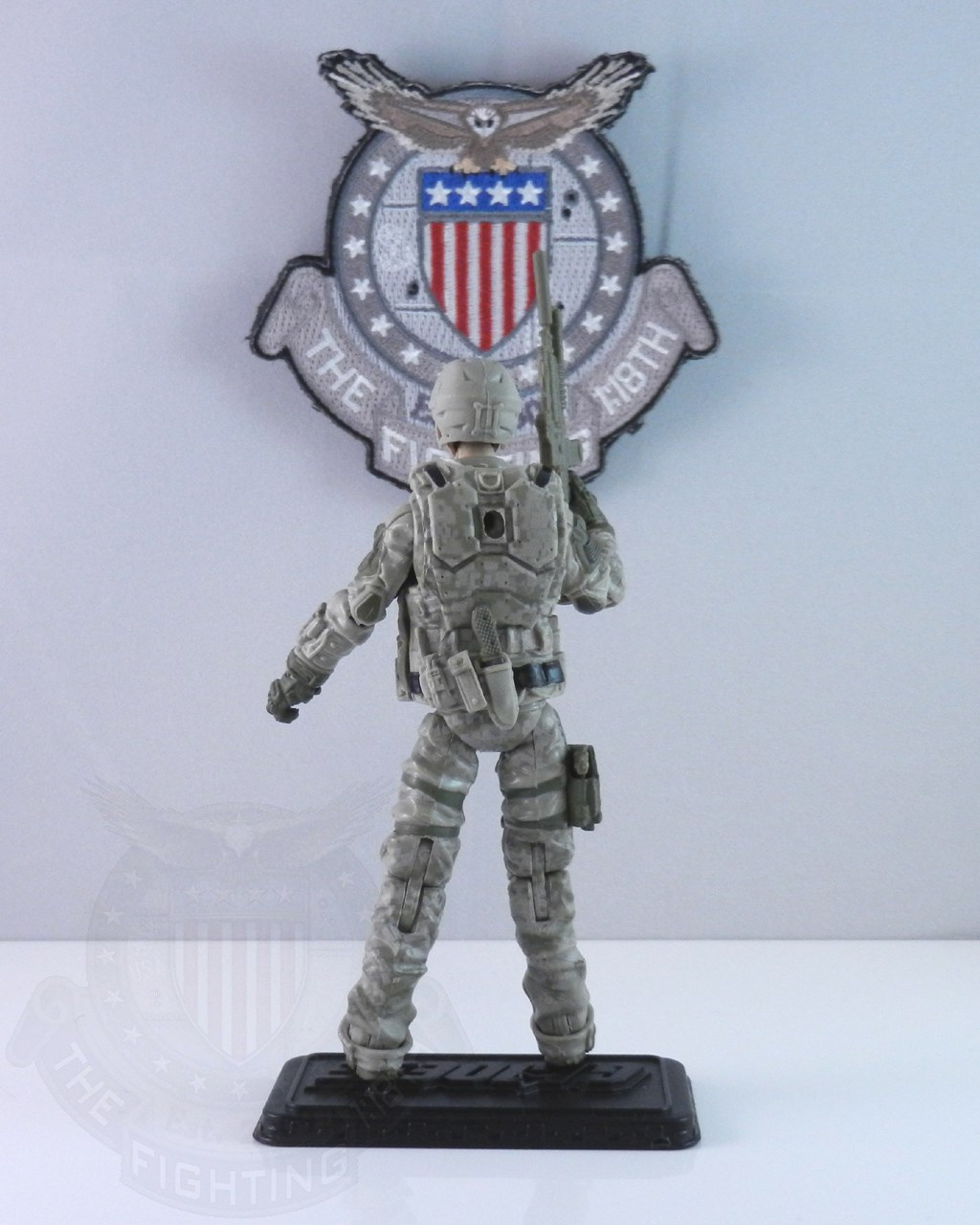 Fox Makes It Up As They Go Along >> X Review: Retaliation Duke   The Fighting 1:18th!   Page 3