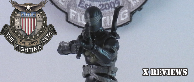 X Review: Retaliation Snake Eyes