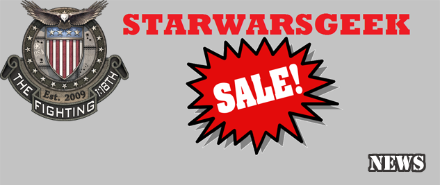 StarWarsGeek SALE