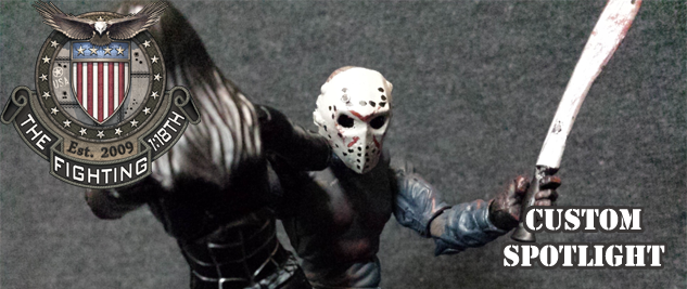 Jason Vorhees splash