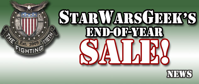 Holiday Sale by StarWarsGeek
