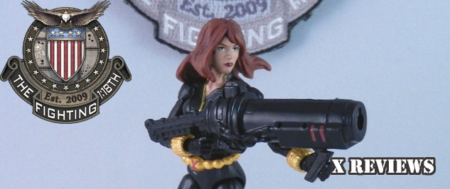 X Review: Avengers Assemble Black Widow