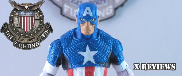 X Review: Avengers Assemble Captain America