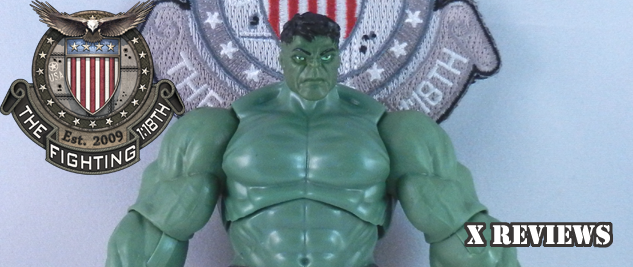 X Review: Avengers Assemble Hulk