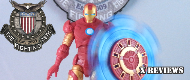 X Review: Avengers Assemble Iron Man
