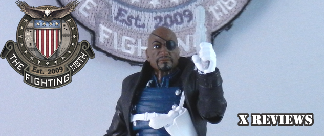 X Review: Avengers Assemble Nick Fury