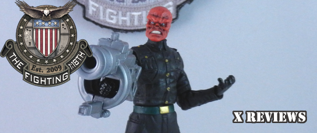 X Review: Avengers Assemble Red Skull
