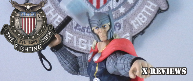 X Review: Avengers Assemble Thor