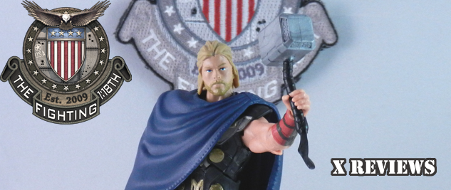 X Review: Battle Hammer Thor