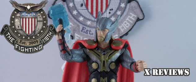 X Review: Lightning Bolt Hammer Thor
