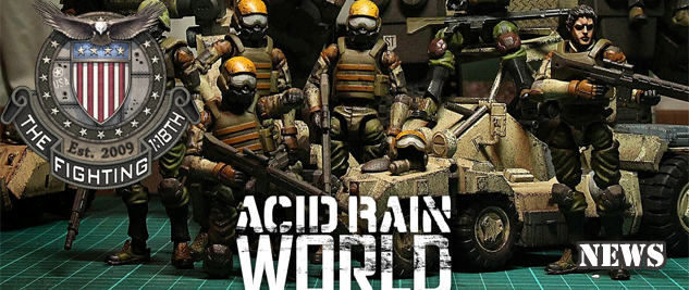 Acid Rain World Splash