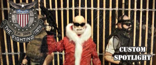 Santa By Joesilver