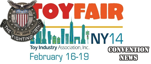 Toy Fair 2014 BBT Toys