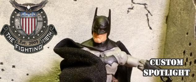 Batman by Obi-Shinobi