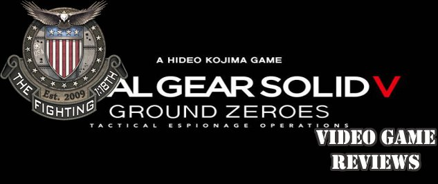 Metal Gear Solid 5: Ground Zeroes Review
