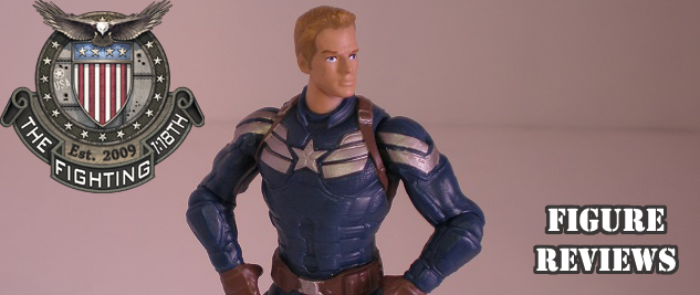 KT Review: CA:TWS Captain America