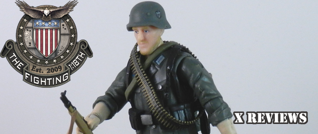 X Review: OurWar German Assistant Gunner