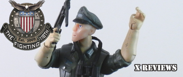 X Review: OurWar German Commander