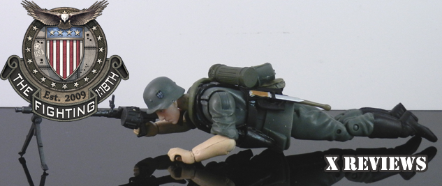 X Review: OurWar German Machine Gunner