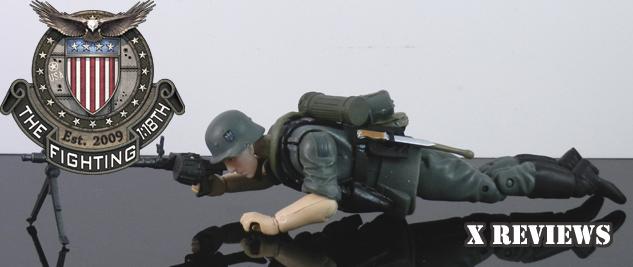 X Review: OurWar German Machine Gunner