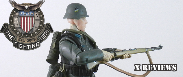 X Review: OurWar German Rifleman-A
