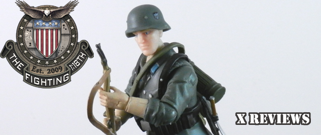 X Review: OurWar German Rifleman-B