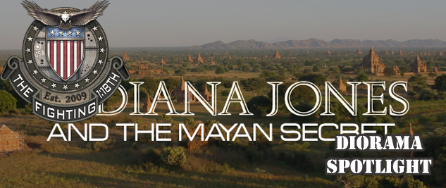 Indiana Jones and the Mayan Secret Dio Story