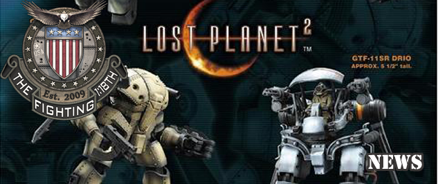 Lost Planet 2 Pre-orders are available