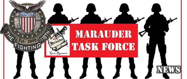 Marauder Task Force Kickstarter