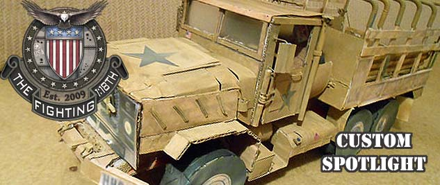 Custom M939 Truck by Hunmarine