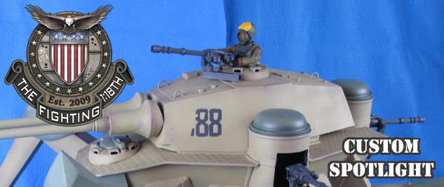 Pickelhaube's Acid Rain Custom – Jaeger Trench Raider