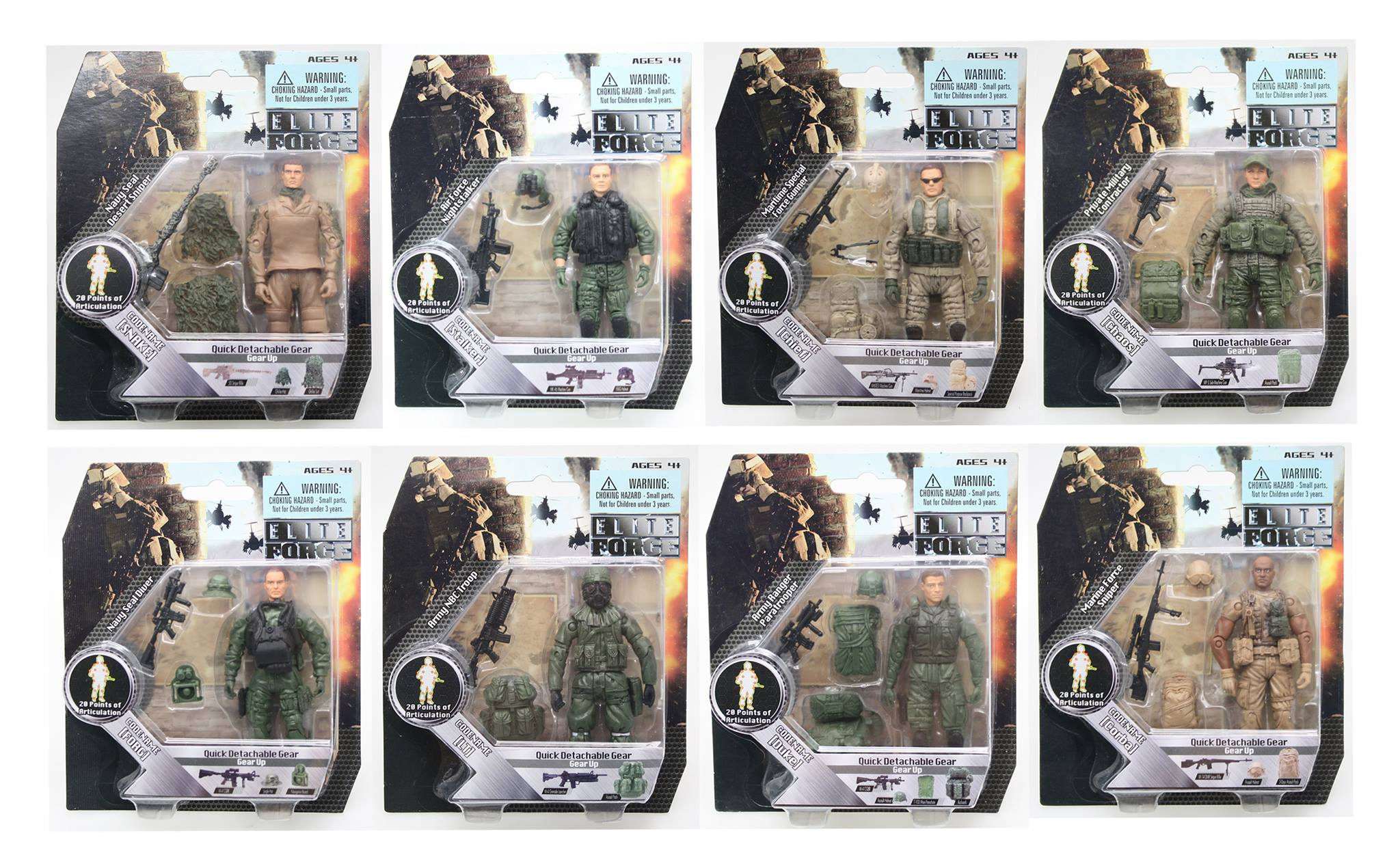 Elite Force 1 18 Toy : Breaking bbi elite force new release the fighting th