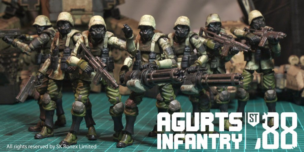 REVIEW: Acid Rain Agurts