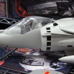 Merit 1:18 AV-8B Harrier