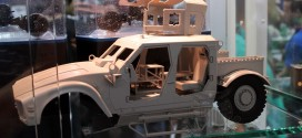 SDCC 2014 – Merit International 1:16 M-ATV – #SIZEMATTERS