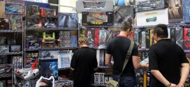 SDCC 2014 – Merit International Booth – #SIZEMATTERS