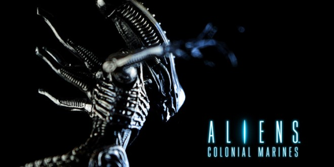 "New Hiya Toys Aliens ""Colonial Marines"" Review Up"
