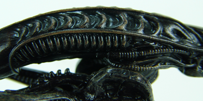 REVIEW: Aliens Colonial Marines Xenomorph SOLDIER