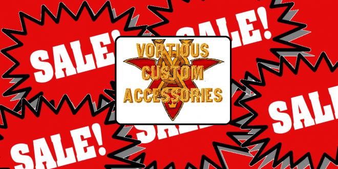 Vortious Custom Accessories Spooctacular Sale
