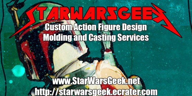 [Casting News] StarWarsGeek's Exciting New Promotions