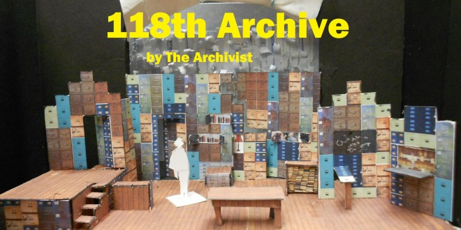 [Member Spotlight] The Archivist's Archive